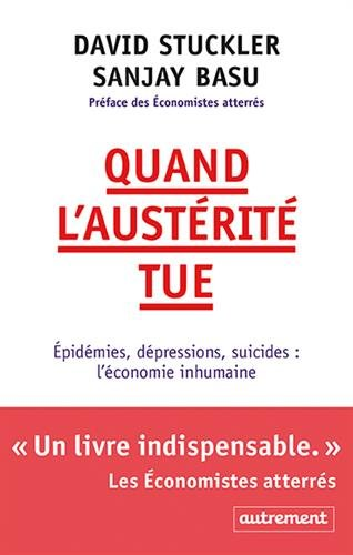 Quand l'Austerite Tue