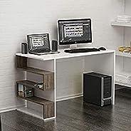 BROVO Limber Studying Desk, White