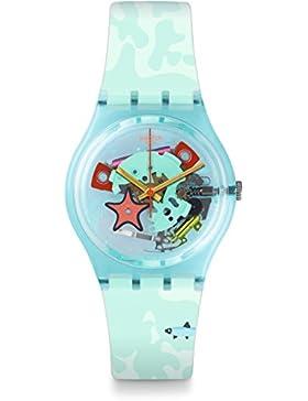 Swatch Unisex Erwachsene-Armbanduhr GL121