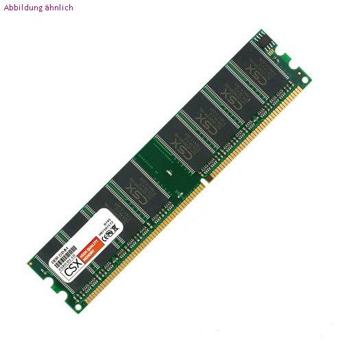 CSX RAM 1 GB PC-3200 (400 MHz) DDR1 Unbuffured DIMM für PowerMac G5 (G4)/ iMac/ Mac Mini (Mac G4 Ram)