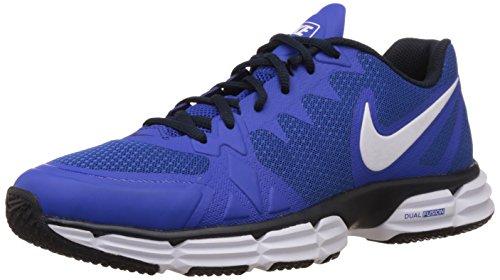Nike Dual Fusion TR 6, Chaussures de Sport Homme, Taille Bleu - Blu