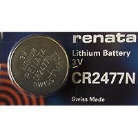 Pila Bottone Litio CR24773V