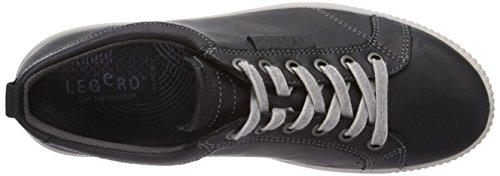 Legero TANARO 400823, Damen Sneakers Schwarz (SCHWARZ 01)