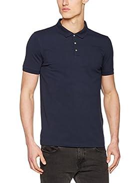 SELECTED HOMME Shddamon Ss Polo Noos, Camiseta para Hombre