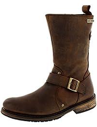 HARLEY DAVIDSON Chaussures - Bottes JAYDEN - brown