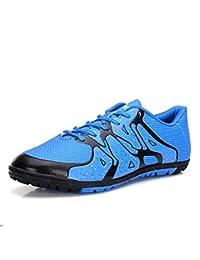 XUE - Zapatos de fútbol para Hombre, diseño de Botines de fútbol, Antideslizantes,