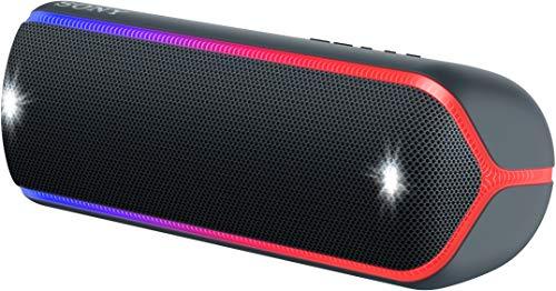 Sony SRS-XB32 Wireless Extra Bass Waterproof Speaker - Black