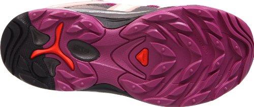 Salomon Kinder Trekking-Schuh XT Wings PURPLE IRIS/AUTOBAHN/SAND ROSES