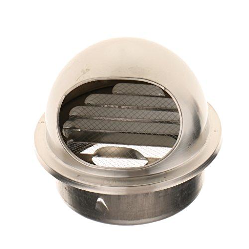 Preisvergleich Produktbild Sharplace Direkt Ersatz Rauchabzug Outlet Haube Abdeckung 113mm für Alle Arten von Autos