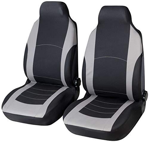 rmg-distribuzione Coprisedili Anteriori UP Versione (2011 - in Poi) compatibili con sedili con airbag, con Apertura per eventuale bracciolo Lat