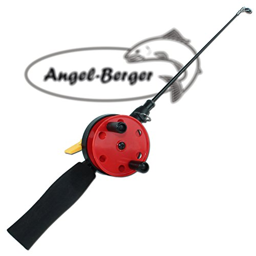 Angel Berger Eisangel Set mit Rolle