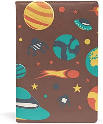 couvertures de livres vaisseau spatial personnalisée de de de couverture de livre extensible jusqu'à 8,7 x 5.8in B07J1DQM32   De Nouvelles Variétés Sont Introduites L'une Après L'autre  32227b