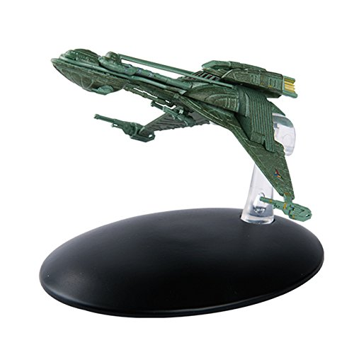 Colección de naves espaciales de Star Trek Starships Collection Nº 35 Klingon Bird-of-Prey (2150s)