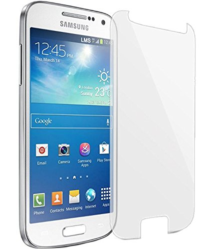 Samsung Galaxy S4 Mini i9190 Tempered Glass Screen Protector AaroGlobal ™  available at amazon for Rs.127