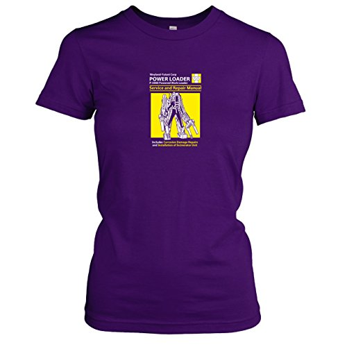 TEXLAB - Weyland Yutani Power Loader - Damen T-Shirt, Größe XL, ()