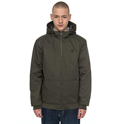 DC Shoes Ellis - Hooded Bomber Jacket for Men - Kapuzen-Bomberjacke - Männer