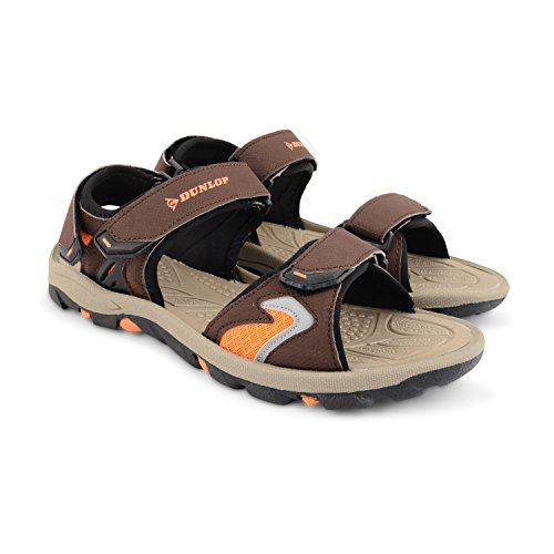2145daa9ed909b Dunlop Claquettes pour homme été marche randonnée/Trail Sac de sport pour  chaussures de plage ...