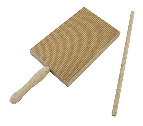Calder 5051 attrezzo per garganelli, legno, marrone