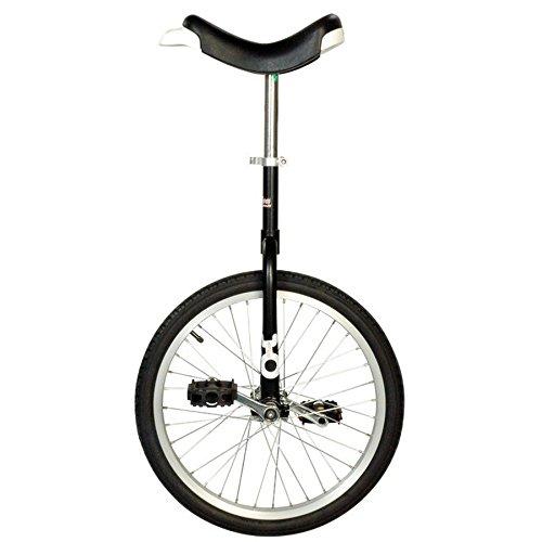 Einrad Qu-AX Monocycle 406mm/201150,8cm, Mixte, Noir