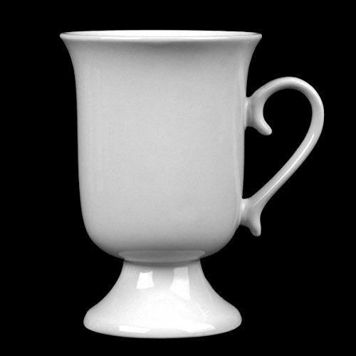 Pharisäer Becher 0,20 l Irish Coffee Tassen Kakao Becher Kaffeetassen aus Porzellan Irish Coffee Becher