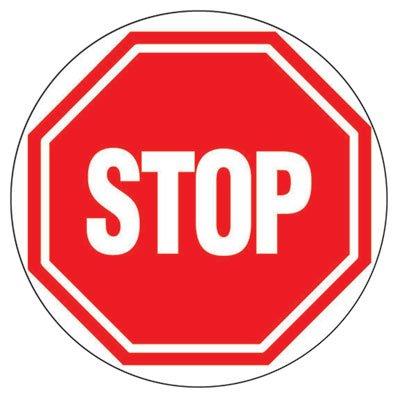 Panneaux Stop - Générique - Panneau de signalisation - Désignation.Stop