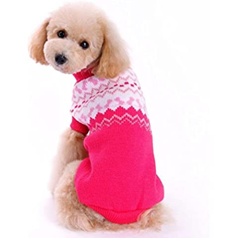 Camicia Piccolo Cane, Dog Shirt, Ouneed® Maglione Dog Pet