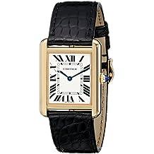 Cartier W5200004 - Reloj , correa de cuero