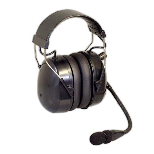 Rexon RHP-530 Aviation Headset für Intercom Funktion für Flugfunkgeräte Funkzubehör (Headset Aviation)