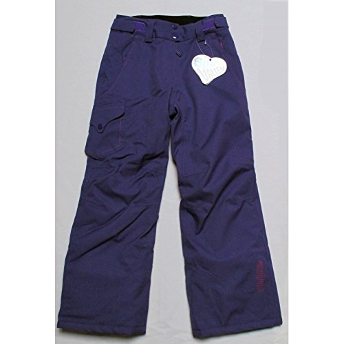 Pantaloni sci junior SUN VALLEY Laila Violet - 16 ans