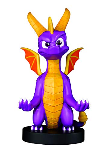 Cable guy XL Spyro the dragon,soporte de sujeción o carga para mando...