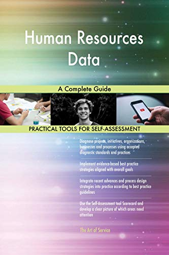 Human Resources Data A Complete Guide Ebook Gerardus Blokdyk