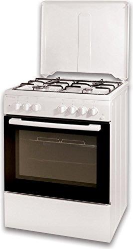 Cucina 60x60 Schaub Lorenz BSLCG460EW Bianca Forno Elettrico Luce Accensione