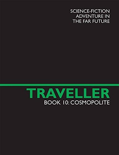 Traveller: Book 10: Cosmopolite (MGP4001) by Mongoose Publishing (2015-04-06)