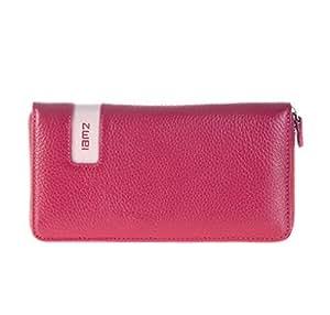 zwei Wallet RV-Geldbörse W2 18, 5 cm, berry
