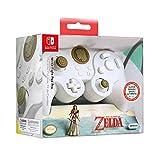 Manette Smash pour Nintendo Switch - Zelda blanc
