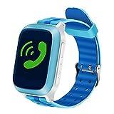 "Best Child Locator Watch For Kids - NAVIFORCE 1.44"" LCD Kids Smart Watch Phone GPS Review"