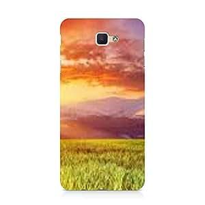 Hamee Designer Printed Hard Back Case Cover for Samsung Galaxy C7 Pro Design 2077