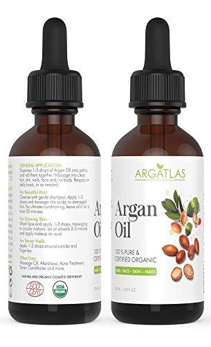 100% Bio Arganöl 100ml für Haare, Gesicht, Haut und Nägel. Zu 100% reines Arganöl und zu 100% aus Marokko.