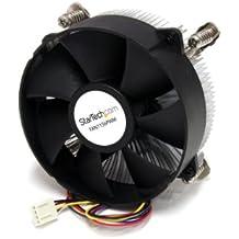 StarTech.com FAN1156PWM - Ventilador con disipador de calor para CPU Procesador Socket LGA1156/1155, Intel Core i3/i5/i7