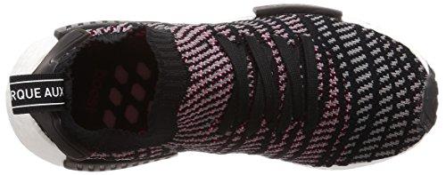 adidas Herren NMD_r1 Stlt Primeknit Sneaker schwarz (Negbas/Gricua/Rossol 000)