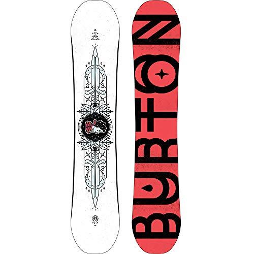 Burton Damen Freestyle Snowboard Talent Scout 146 2019 (Burton Scout)