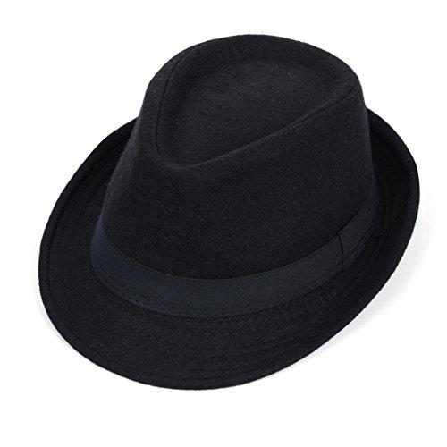Chapeaux de mode/Jazz britannique chapeau/Stage cap/Chapeau haut de forme F