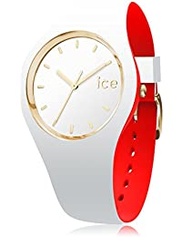 Ice-Watch Loulou Frauenuhr Analog Quarz mit Silikonarmband – 007239