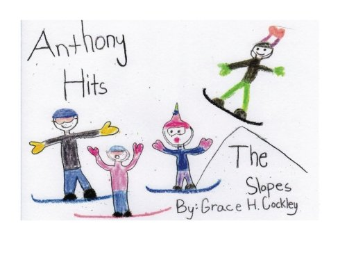 Anthony hits the slopes por Grace H Cockley
