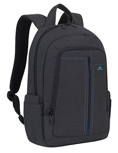 "RivaCase 7560 Laptop Backpack 15.6"", Zaino per Laptop Fino a 15.6"", Nero"