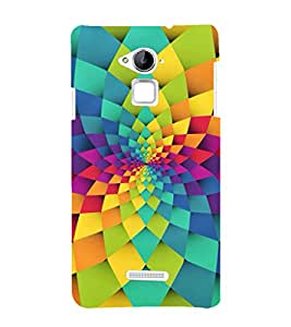 EPICCASE 3D Abstract Mobile Back Case Cover For Coolpad Note 3 Lite (Designer Case)