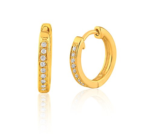 libertini-womens-18-kt-yellow-color-gold-hoop-shaped-007-ct-round-cut-diamond-earring