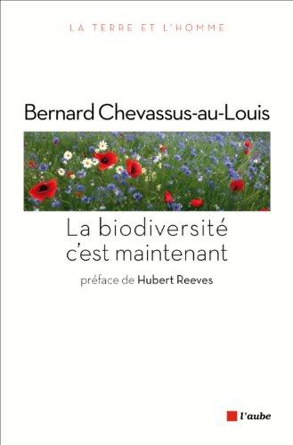 La biodiversité, c'est maintenant