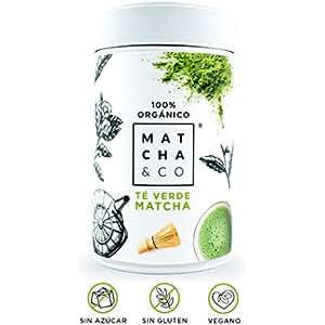 Matcha&Co. Matcha Ecológico. 80g