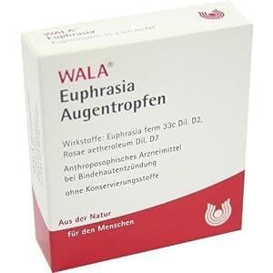 Wala Euphrasia Augentropfen EDO, 10 St.